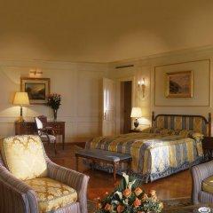 Отель Beau-Rivage Palace 5* Улучшенный номер с различными типами кроватей фото 5