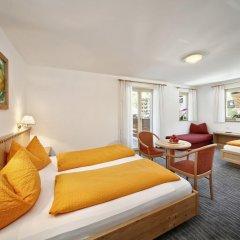 Отель Pension Bergland 3* Стандартный номер фото 8