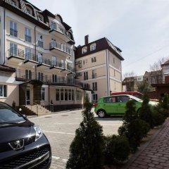 Гостиница Нота Бене парковка