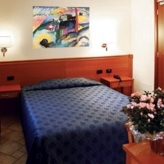 Hotel Giotto 3* Стандартный номер фото 6