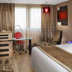 Отель Melia Madrid Princesa 5* Номер Делюкс с различными типами кроватей