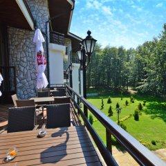 Отель Edelweiss Болгария, Казанлак - отзывы, цены и фото номеров - забронировать отель Edelweiss онлайн балкон