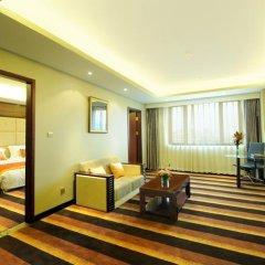 Отель Juny Oriental Hotel Китай, Пекин - отзывы, цены и фото номеров - забронировать отель Juny Oriental Hotel онлайн комната для гостей