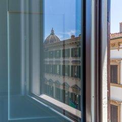 Отель Florence DomeHotel 3* Улучшенный номер с различными типами кроватей фото 2