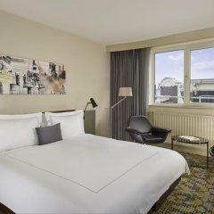 Отель Park Plaza Victoria Amsterdam 4* Представительский номер с различными типами кроватей фото 6