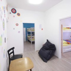 Pozitiv Hostel Кровать в общем номере с двухъярусной кроватью фото 8