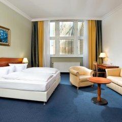 Отель Wyndham Garden Berlin Mitte 4* Стандартный номер с различными типами кроватей фото 7