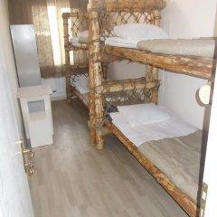 S Hostel Кровать в общем номере с двухъярусной кроватью фото 12