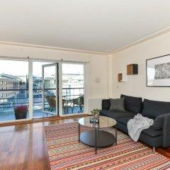 Апартаменты Oslo Apartments - Aker Brygge комната для гостей фото 4