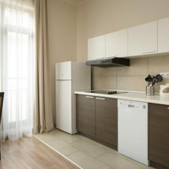 Апартаменты VALSET от AZIMUT Роза Хутор Студия с двуспальной кроватью фото 2