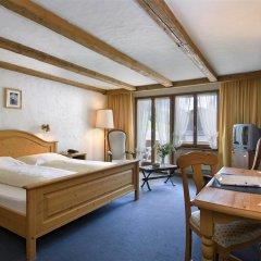 Hotel Alphorn 3* Номер Комфорт с различными типами кроватей