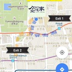 Отель Gong Sim Ga городской автобус