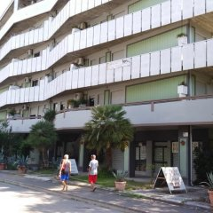 Отель Appartamenti Primula Uno Сильви спортивное сооружение