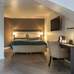 Clarion Hotel & Congress Oslo Airport 4* Стандартный семейный номер с различными типами кроватей фото 5