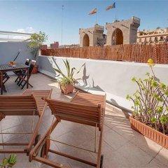 Отель Friendly Rentals Gala Испания, Валенсия - отзывы, цены и фото номеров - забронировать отель Friendly Rentals Gala онлайн балкон