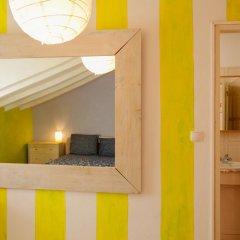 Отель Ericeira Surf Camp 2* Стандартный номер двуспальная кровать фото 3