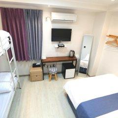 Отель Must Stay 2* Стандартный семейный номер с двуспальной кроватью фото 6