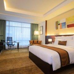 Отель AETAS lumpini 5* Номер Делюкс с различными типами кроватей фото 10
