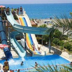Отель Aydinbey Famous Resort Богазкент бассейн