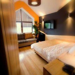 Арт-отель Wardenclyffe Volgo-Balt комната для гостей