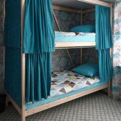 Гостиница Коттедж Елизово Кровать в женском общем номере двухъярусные кровати фото 6