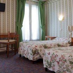 Отель Grand Hôtel De Paris 3* Стандартный номер с различными типами кроватей фото 7