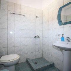 Отель Villa Edi&Linda Албания, Ксамил - отзывы, цены и фото номеров - забронировать отель Villa Edi&Linda онлайн ванная