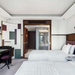 Отель The Ritz-Carlton, Seoul 5* Стандартный номер с различными типами кроватей фото 2