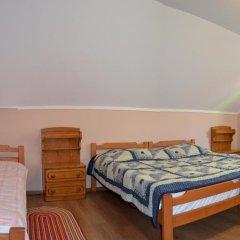 Гостиница Вилла Речка Коттедж с различными типами кроватей фото 18