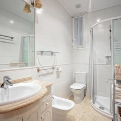 Отель SanSebastianForYou / San Telmo Apto ванная