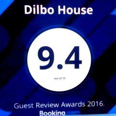 Отель Dilbo House питание