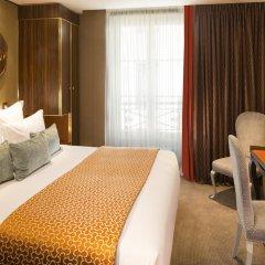 Отель Hôtel Baume 4* Стандартный номер с двуспальной кроватью