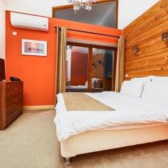 Гостевой дом Резиденция Парк Шале Номер Комфорт с двуспальной кроватью