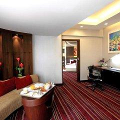 Ambassador Bangkok Hotel 4* Улучшенный номер фото 6