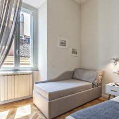 Отель Little Queen Relais 3* Улучшенный номер с различными типами кроватей фото 4