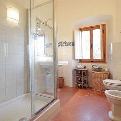 Отель Villa La Cetina Реггелло ванная