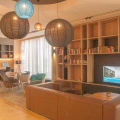 Отель Ostend Hotel Бельгия, Остенде - отзывы, цены и фото номеров - забронировать отель Ostend Hotel онлайн интерьер отеля
