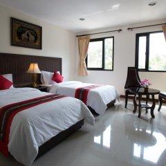 Отель True Siam Rangnam 3* Улучшенный номер фото 17