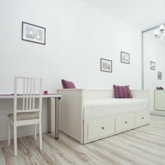 Апартаменты Na Konushennoy Apartment Апартаменты с различными типами кроватей