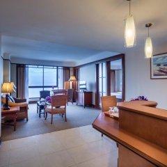 Отель Cholchan Pattaya Beach Resort 4* Улучшенный номер с различными типами кроватей фото 6