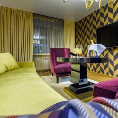 Гостиница Luciano Spa 5* Студия Делюкс с различными типами кроватей фото 12