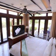 Отель The St. Regis Sanya Yalong Bay Resort – Villas комната для гостей фото 3