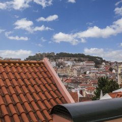Отель Condessa Chiado Residence балкон