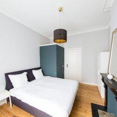 Отель Urban Suites Brussels EU Улучшенные апартаменты с различными типами кроватей фото 4