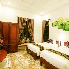 Отель Mr Tho Garden Villas 2* Бунгало с различными типами кроватей