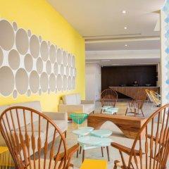 Отель Krystal Urban Cancun комната для гостей фото 12