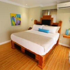 Отель Oasis Resort 3* Улучшенная вилла с различными типами кроватей фото 2