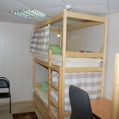 Хостел на Гуртьева Кровать в женском общем номере с двухъярусной кроватью фото 5