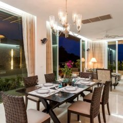 Отель Luxury Seaview Penthouse Kamala Beach питание