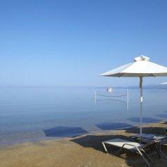 Anthemus Sea Beach Hotel and Spa пляж фото 2
